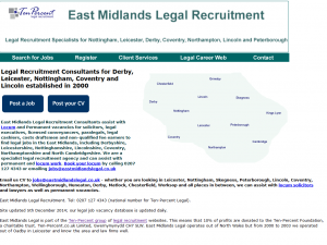 East Midlands Legal Recruitment