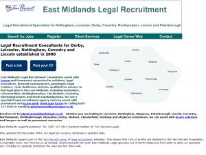 East Midlands Legal Recruitment