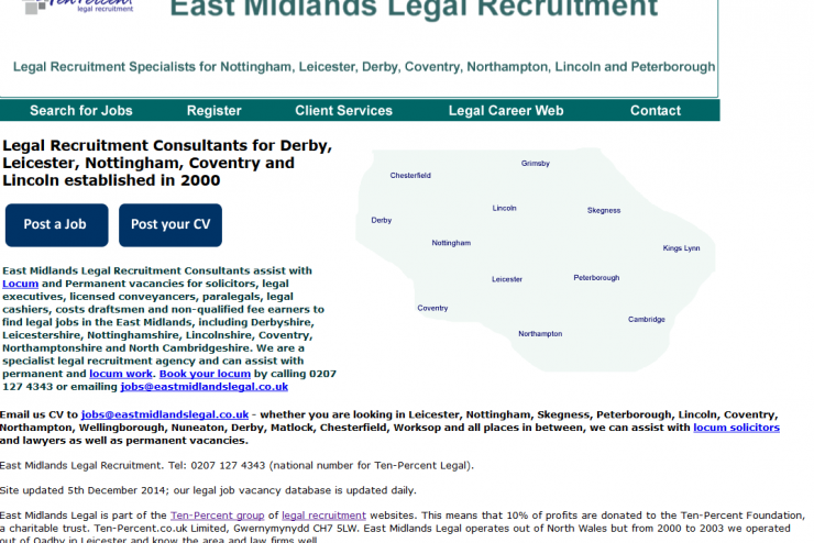 East Midlands Legal