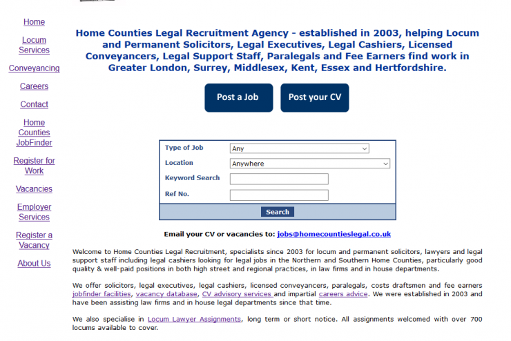 Home Counties Legal