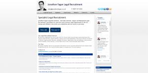 Jonathan Fagan Legal Recruitment
