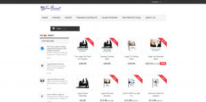 The Legal Careers Shop