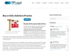 Law Firm Mergers Sales and Purchases